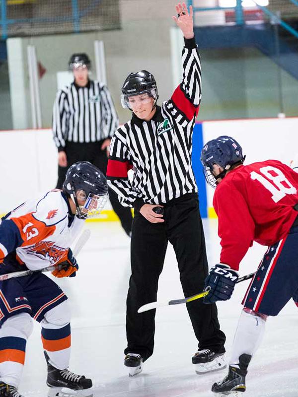 Saskatoon Minor Hockey at Merlis Belsher Place